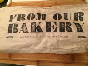 I'm obsessed with King Arthur Flour - living so close to the bakery/bake shop is going to be the death of me!